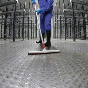 Commercial & Industrial Cleaning Services Information