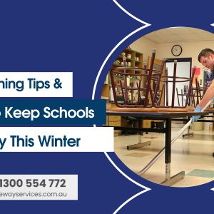 3 Cleaning Tips & Way to Keep Schools Healthy This Winter
